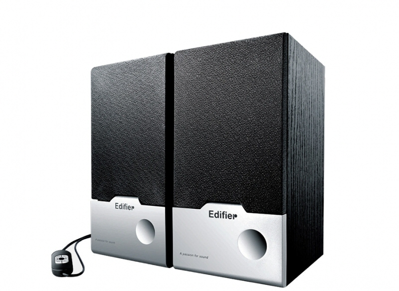 Boxe 2.0  Rms: 4w (2w X 2)  Telecomanda Pe Fir  Usb  Edifier r18usb