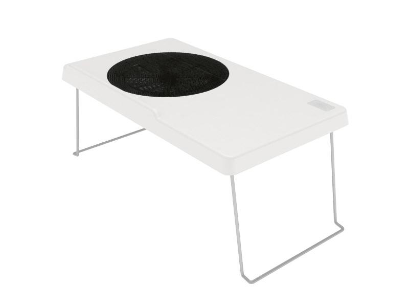 Stand Notebook Deepcool 18.4 1* Fan 200mm  1* Usb  Plastic & Metal  White e-desk White