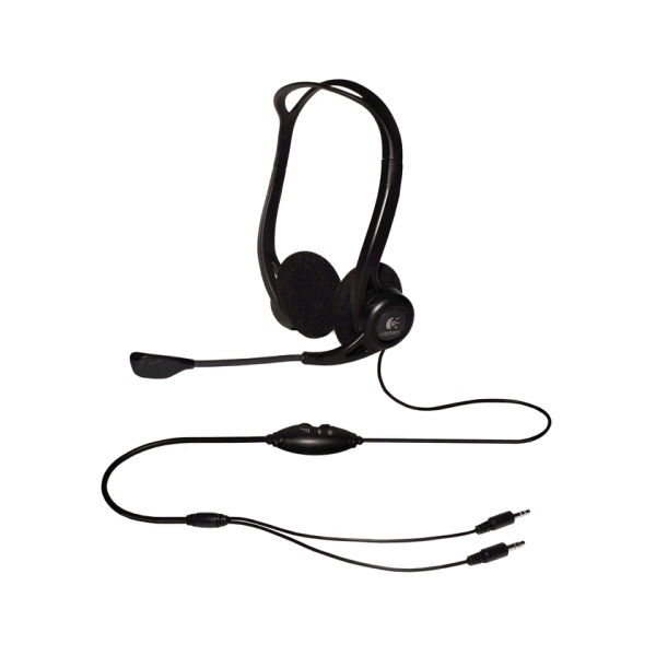 Casca Logitech pc 860 Oem Stereo Headset With Micr