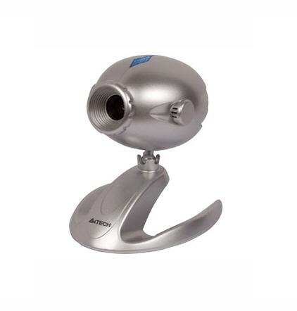 Camera Web A4tech 5mp (soft)  Cmos 640x480  pk-335e (silver)
