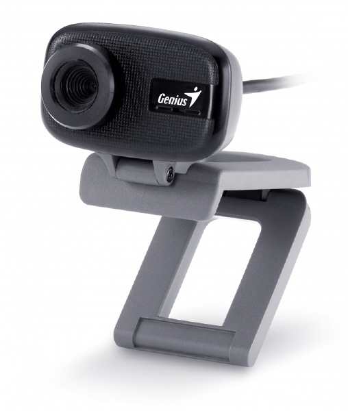 Camera Web Genius facecam 321  Sensor Cmos 0.3mp  Video: 640x480 Pixels 32200015100