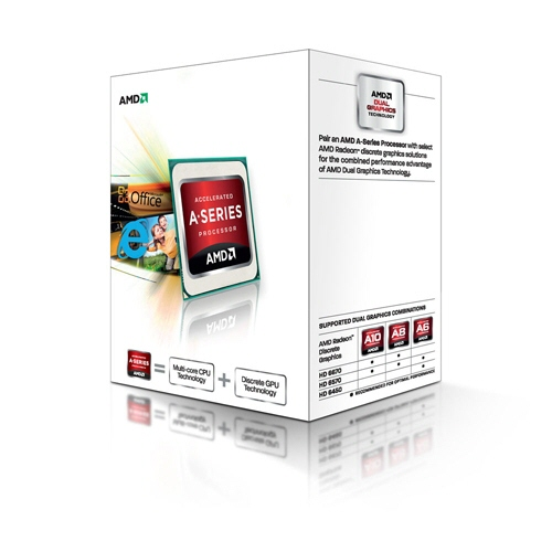 Cpu Amd Skt Fm2 A4 X2 6320 4.00/3.80ghz  1mb Cache  65w  Box ad6320okhlbox