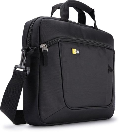 Geanta Ultrabook 15.6 Case Logic  Buzunar Interior 10.1  Buzunar Frontal  Poliester  Black aua316