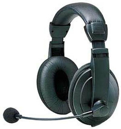 Casca Cu Microfon Gembird; Model: Ap-860; Negru;