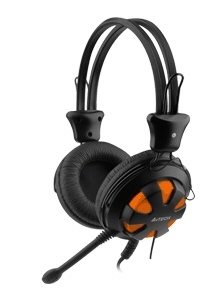 Casti A4tech Comfortfit  Microfon Pe Fir  Control