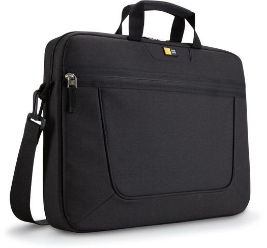 Geanta Laptop 15.6 Case Logic  Compartiment Frontal De Volum Mare  Buzunar Frontal  Poliester  Black vnai215 674664001001