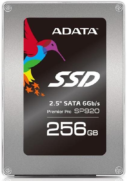 Ssd Adata Premier Pro Sp920 256gb Sata 3 Inc. Bracket 3.5 asp920ss3-256gm-c