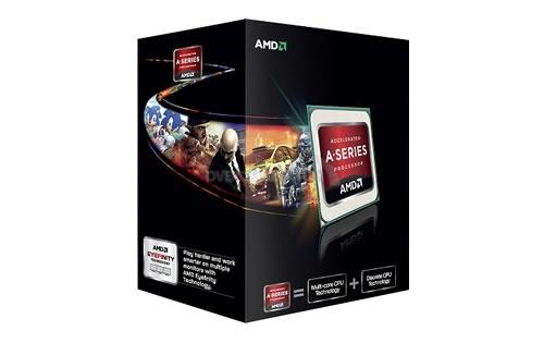 Cpu Amd Skt Fm2 A6 X2 5400k 3.80/3.60ghz  1mb Cache  65w  Box ad540kokhjbox