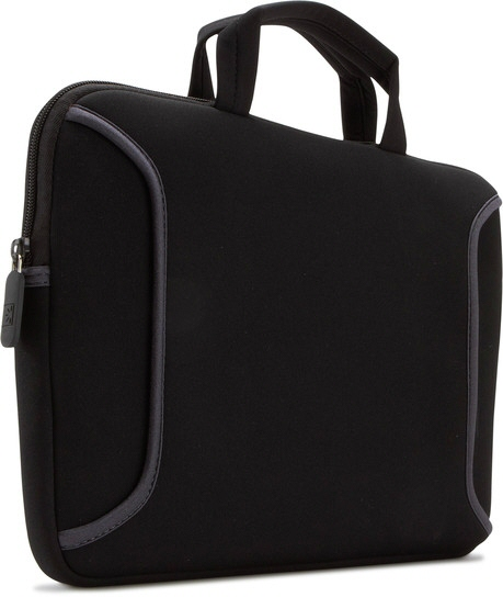 Husa Netbook 7 10 Case Logic  Buzunar Frontal  Neopren  Black lneo 10
