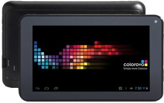 Tablet Colorovo Citytab Lite 7 2.0 1 2 Ghz 2core  4 Gb  512 Mb Ram