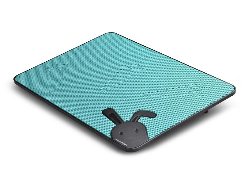 Stand Notebook Deepcool 17 1* Fan 180mm  1* Usb  Plastic & Metal  Black&blue n2