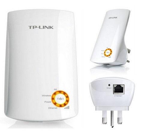 Range Extender Tp-link; Model: Tl-wa750re; N150 ;