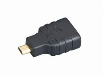 Gembird Adaptor Hdmi/micro Hdmi; Hdmi-c M La Micro Hdmi M; A-hdmi-fd