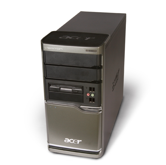 Acer M420  Athlon Dual Core 4400+ 2.3ghz  Tower