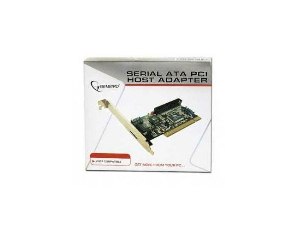 Gembird Adaptor Pci  Sata F La Pci  Sata-3