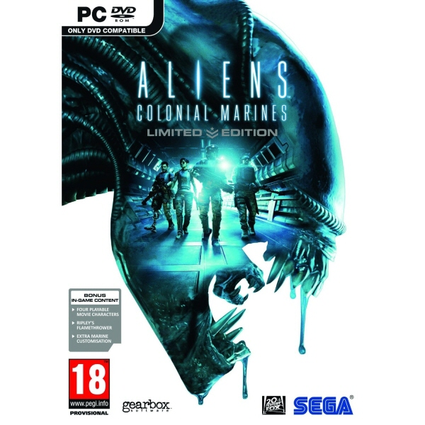 Pc-games Aliens Colonial Marines Limited Edition