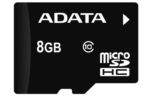 Micro Sd Card Adata; Model: Ausdh8guicl10-r; Capacitate: 8 Gb; Clasa: 10; Culoare: Negru