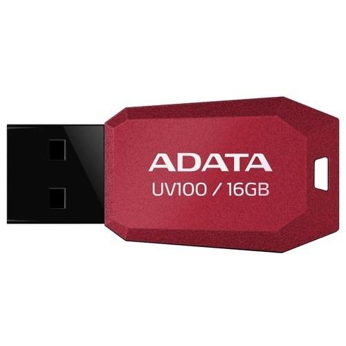Usb Stick Adata; Model: Auv100-16g-rrd; Capacitate: 16 Gb; Culoare: Rosu