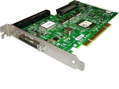 Controler Scsi Adaptec Asc-29160n; Pci; 19160  29160n  Assy 1925606