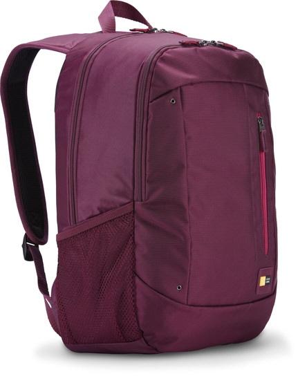 Rucsac Laptop 15.6 Case Logic  Buzunar Intern Tableta  Buzunar Frontal  Poliester  Violet wmbp115pom