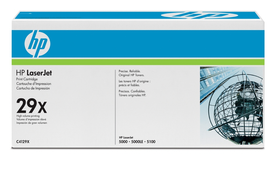 Cartus: Hp Laserjet 5000  5100 Series