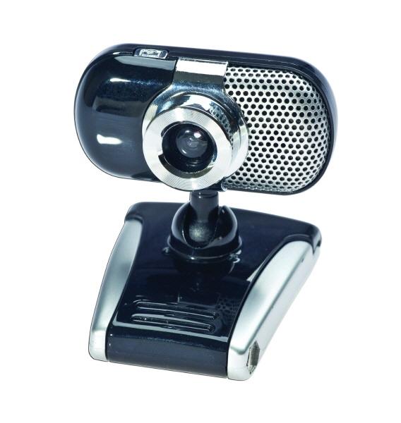 Webcam Gembird; Model: Cam82u; 2.0 Mp