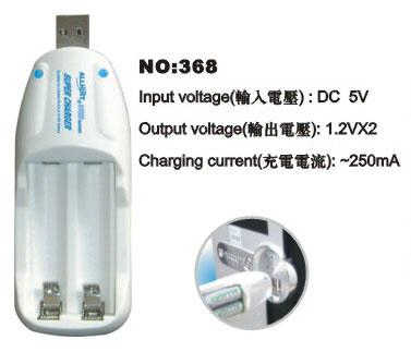 Wookee Incarcator Baterii; Usb 2.0 M; Wk-368  Iasi