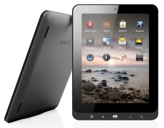 Tableta Coby Kyros; Mid-1045; 1 Ghz Cortex A8; 1024mb Ram; 8gb Hdd; 10.3; Android 4.0; Nou