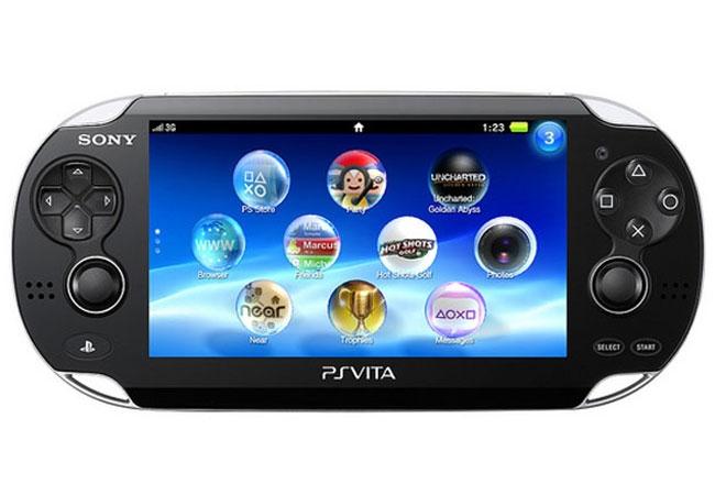 Consola Sony Playstation Psvita Wi-fi Black