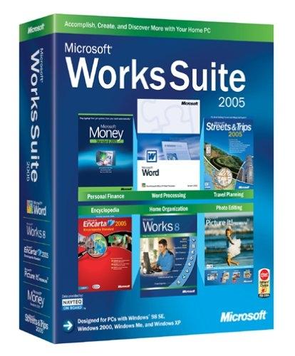 Pc Works Suite Plus Edition 2005 works Suite