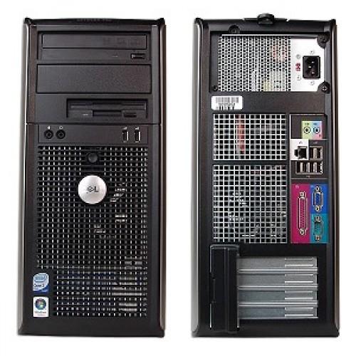 Dell Optiplex 755; Intel Core 2 Duo E4400 2 Ghz; Tower