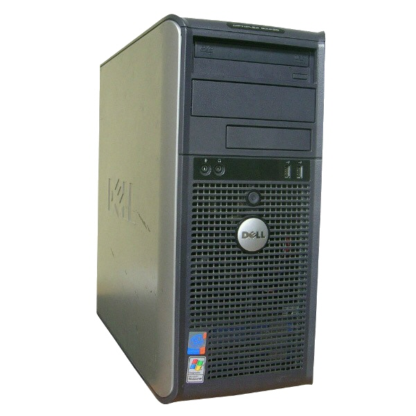 Dell Optiplex Gx520  Intel Pentium D 820 2.8 Ghz  Sff