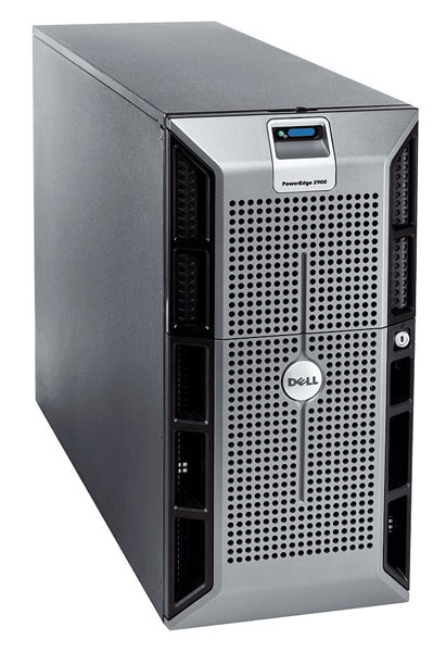 Dell Poweredge 1900;dualcore Intel Xeon 5160  3000