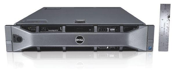 Dell Poweredge R610; 2 X Intel Hexa Core (x5660) 2