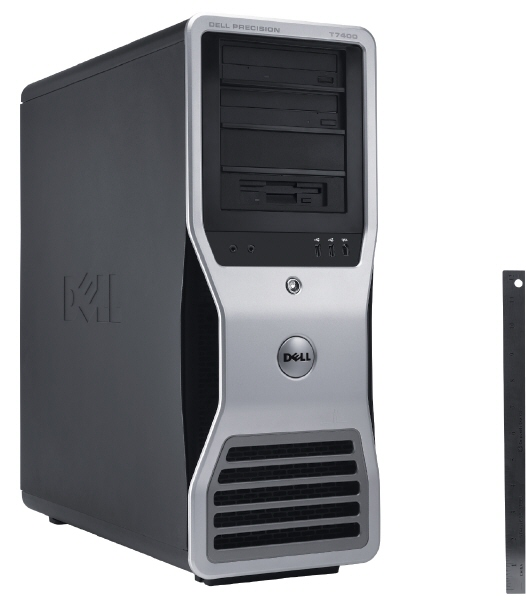 Dell Precision T7400  Intel Xeon X5450 3.0 Ghz  Tower