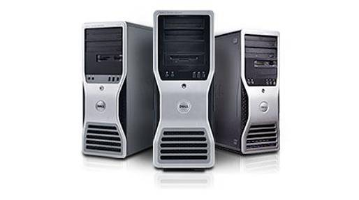 Dell Precision T5500; Intel Xeon E5620 2.6 Ghz; Tower