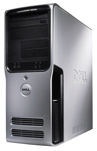 Dell Dimension 9200; Intel Core 2 Quad Q6600 2.4 Ghz; Tower