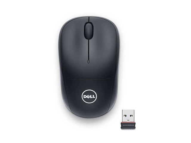 Mouse Dell; Model: Wm 123; Negru; Usb; Wireless