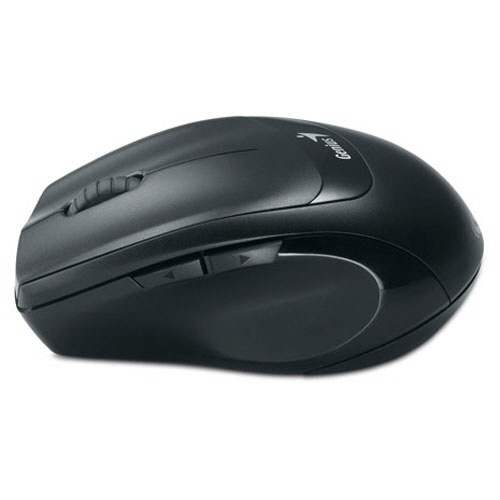 Mouse Genius; Model: Dx-7000; Negru; Usb; Wireless