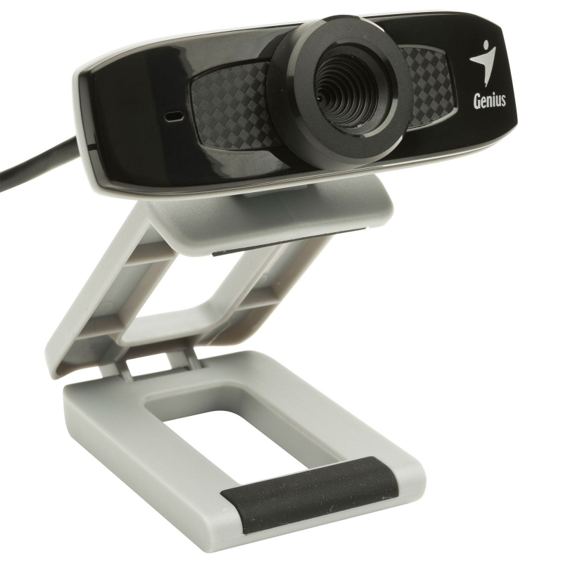 Camera Web Genius facecam 320  Sensor Cmos 0.3mp  Video: 640x480 Pixels 32200012100