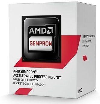 Cpu Amd Skt Am1 Sempron 2650  1.45ghz  1mb Cache   25w sd2650jahmbox