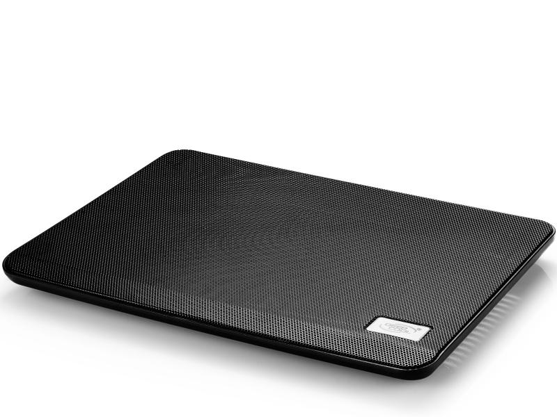 Stand Notebook Deepcool 14 1* Fan 140mm  1* Usb  Plastic & Metal  Black n17black