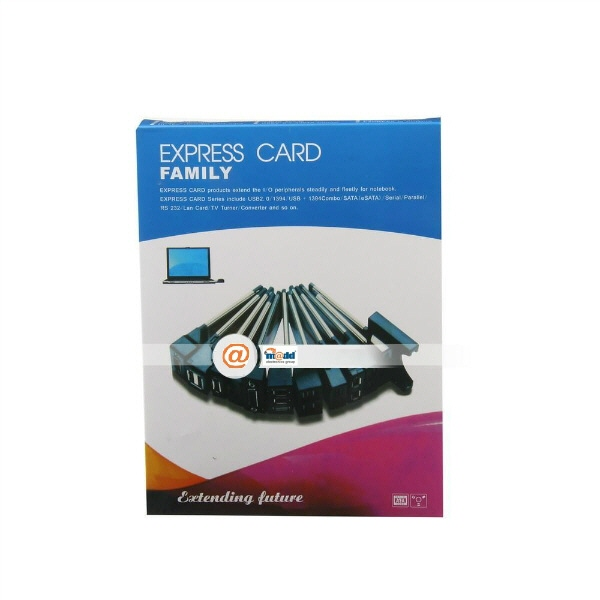 Express Card Family Pcmcia/express  Rs-232 La Expr