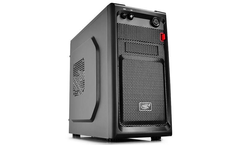 Carcasa Deepcool Matx Mini-tower  Front Audio & 1x Usb 3.0  1x Usb 2.0  Black smarter
