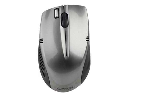 Mouse A4tech; Model: G9-540f; Negru/gri; Usb; Wireless