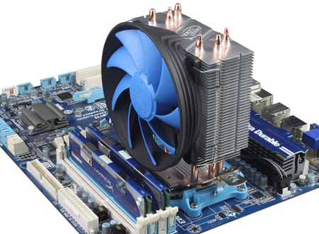 Deep Cool Cooler Procesor; Gammaxx 200