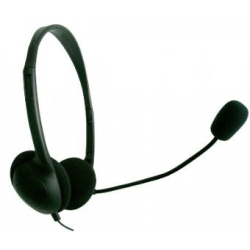 Casca Cu Microfon Gembird; Model: Mhs-102-b; Negru;