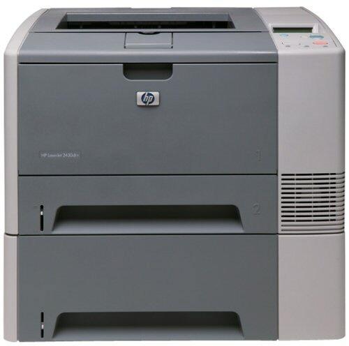 Imprimanta Laser Hp Model: 2430dtn; Format: A4; Re