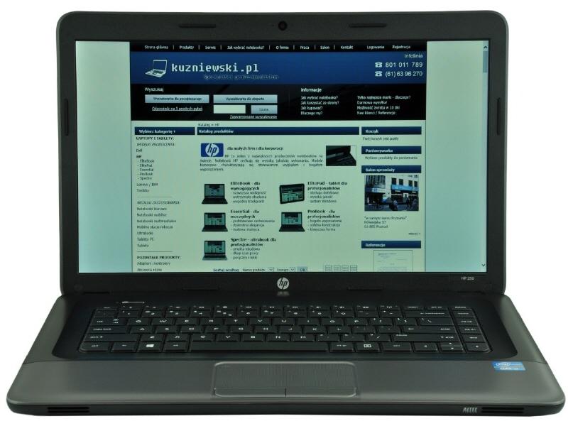 Laptop Hp 255 G2; Dualcore Amd E1-2100 1000 Mhz; 4