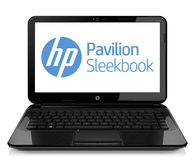 Laptop Hp Pavilion Sleekbook 14 Pc; Intel Core I3-2377m  1500 Mhz; 4096 Mb Ram; 500 Gb Hdd; Intel Hd Graphics 3000; Windows 8  Factory Refurbished